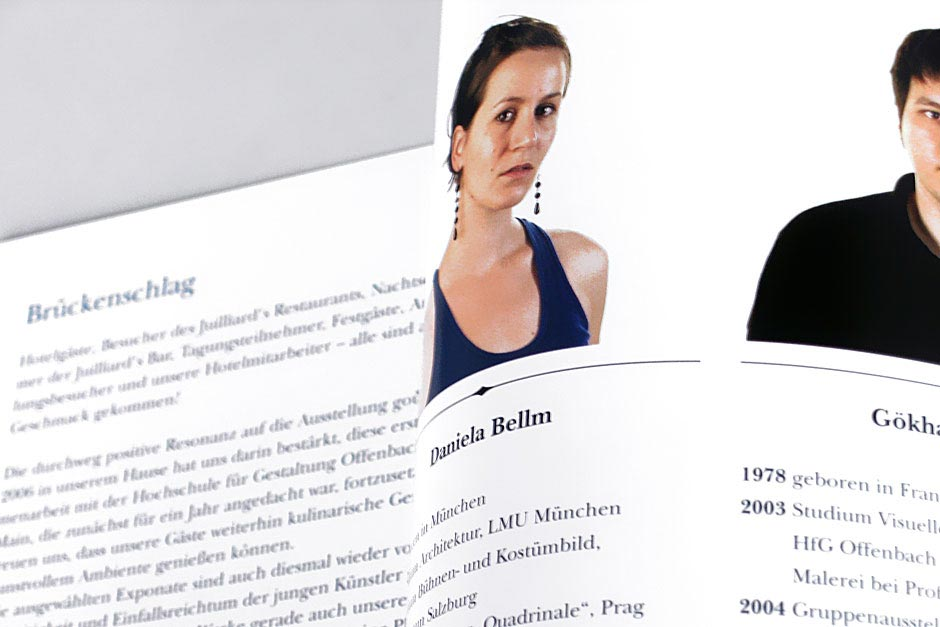 Corporate Design, Editorial Design, Ausstellungskatalog, Plakat